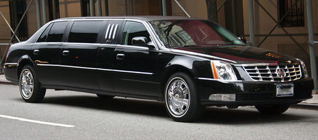 Limo service for graduation