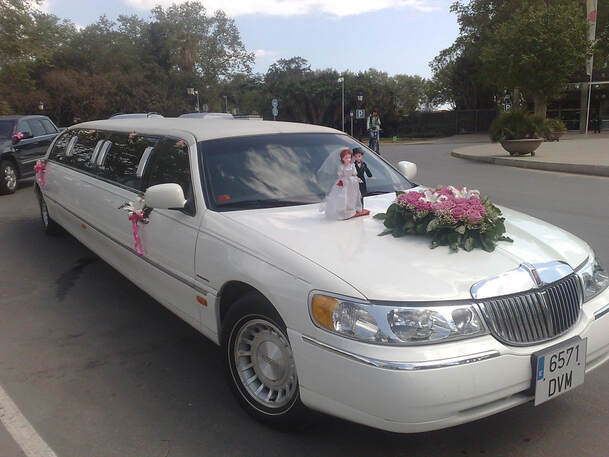 Wedding Limo Service in Naperville